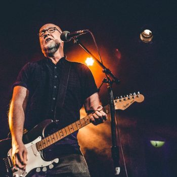 Bob Mold at The Echo -- Photo: Andrew Gomez