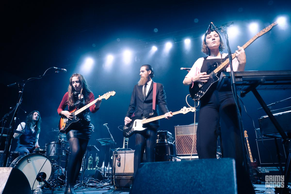 Gabriella Cohen at Fonda Theatre -- Photo: ZB Images