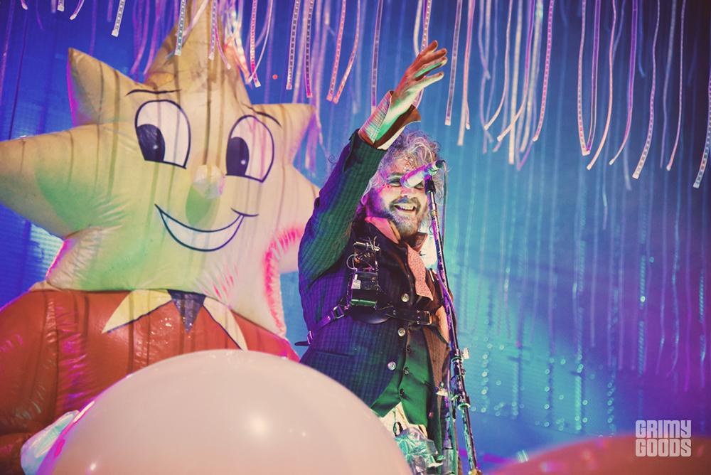 The Flaming Lips at the Ace Theater shot by Danielle Gornbein