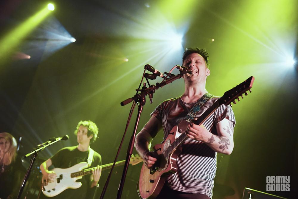 Modest Mouse at the Fox Theater shot by Danielle Gornbein