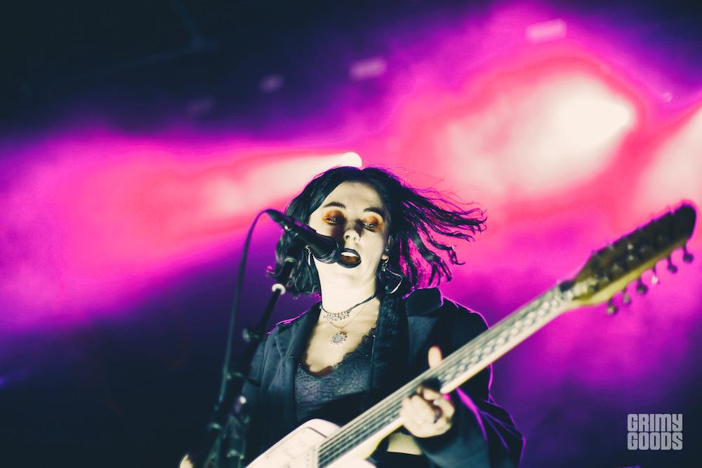 Pale Waves at the Greek Theatre by Steven Ward