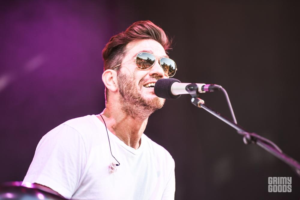 Andy Grammer at Arroyo Seco Festival shot by Danielle Gornbein