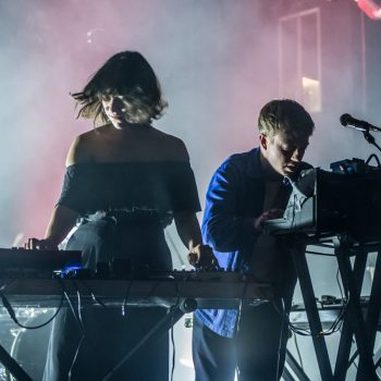 Mount Kimbie at El Rey Theatre
