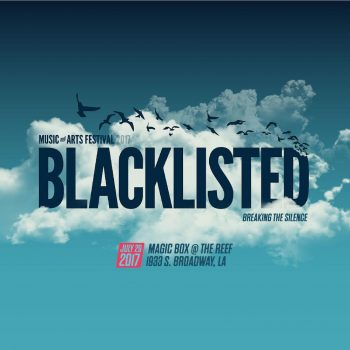blacklisted festival