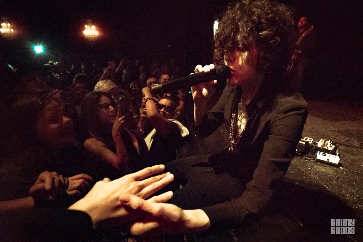 LP at El Rey