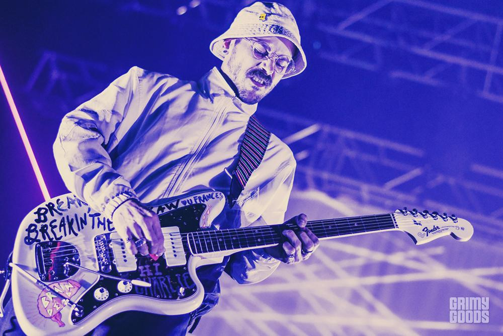 Portugal. The Man at the House of Blues shot by Danielle Gornbein