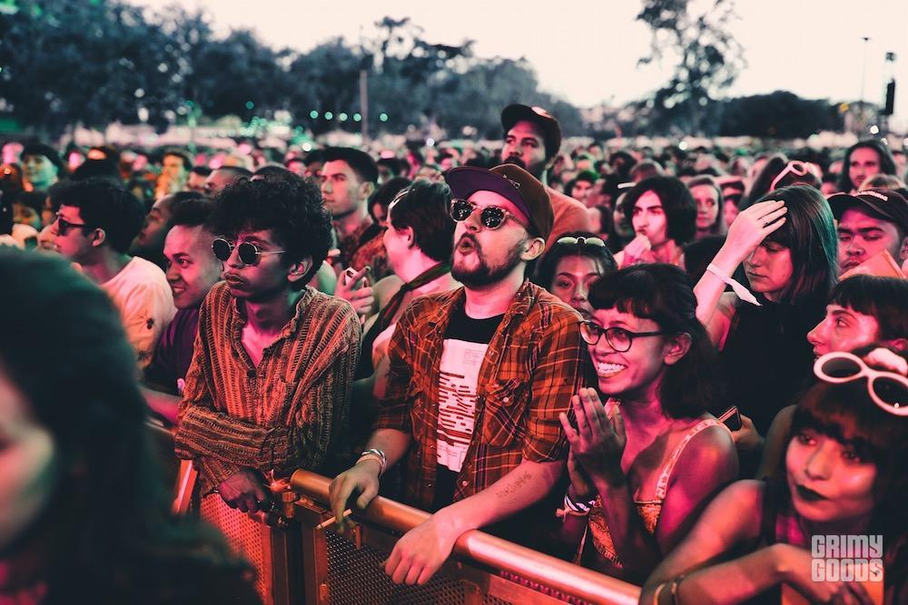 fyf fest 2017 fan crowd photos