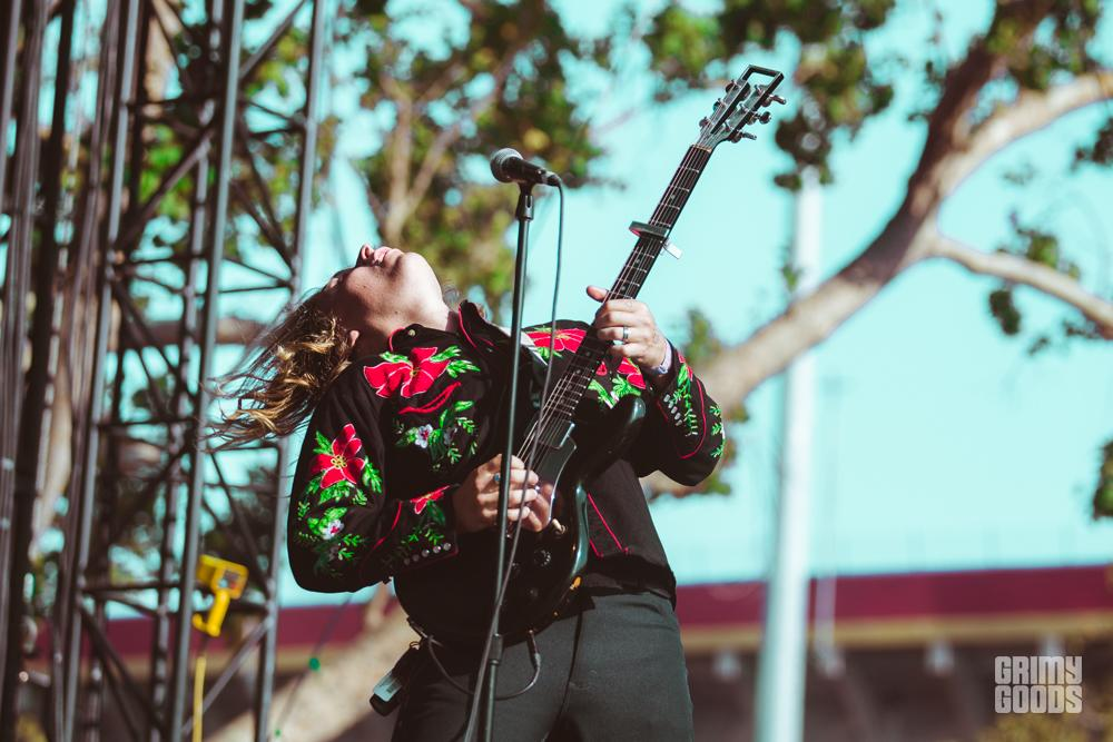 FYF Fest 2017 Ty Segall by Andrew Gomez