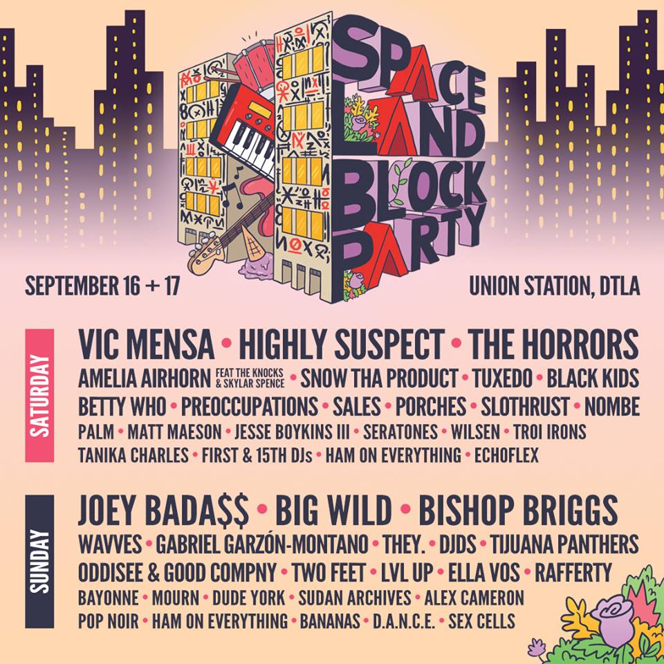spaceland block party