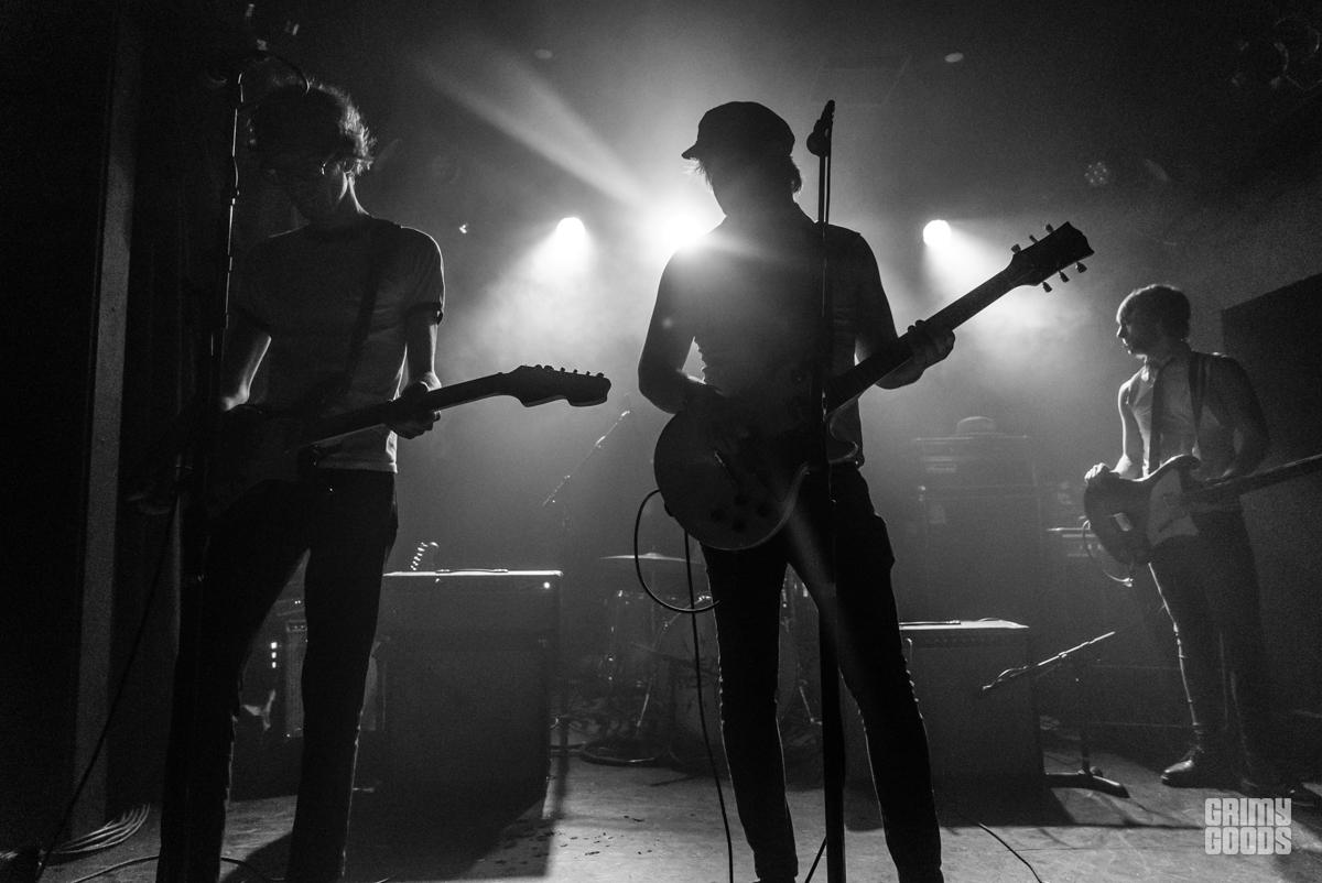 Cheap Tissue at Echo Park Rising — More Photos by ZB Images