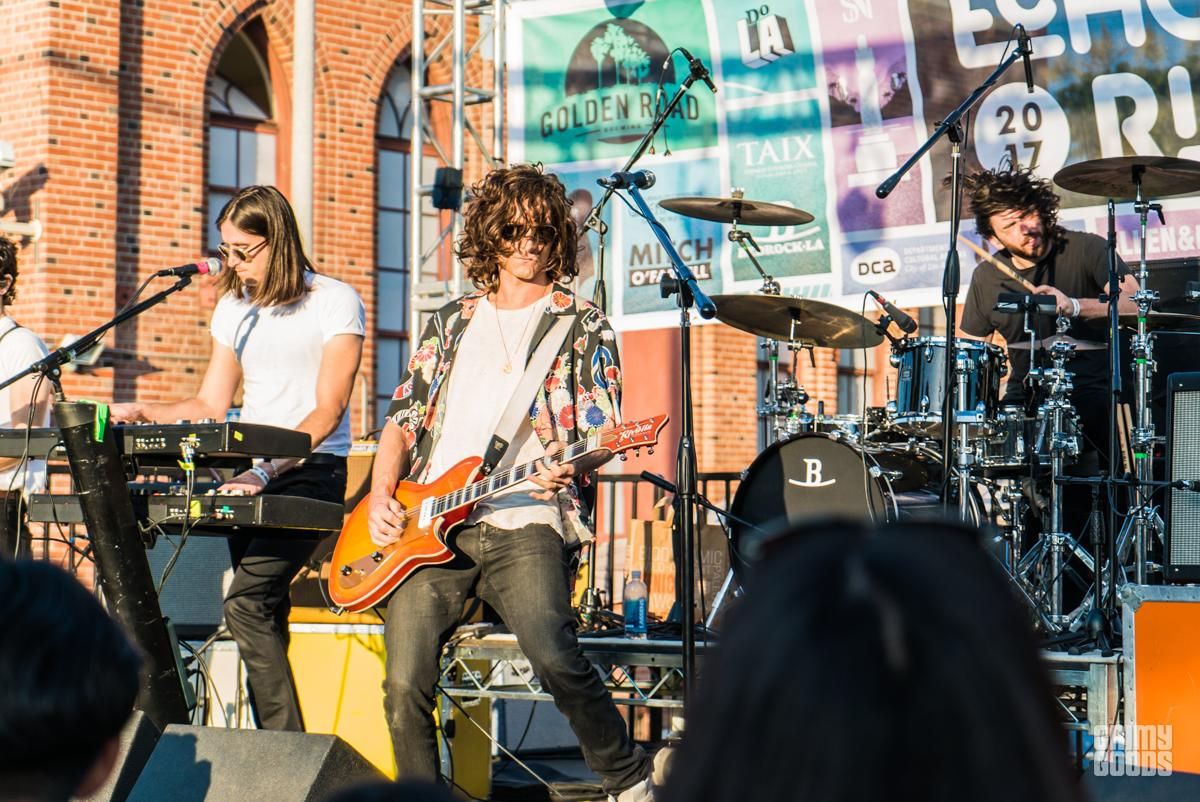 CRX at Echo Park Rising — More Photos by ZB Images