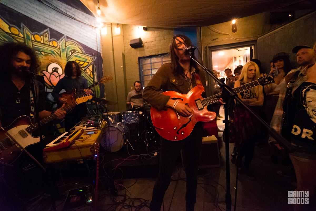 Dream Phases at Echo Park Rising — More Photos by ZB Images