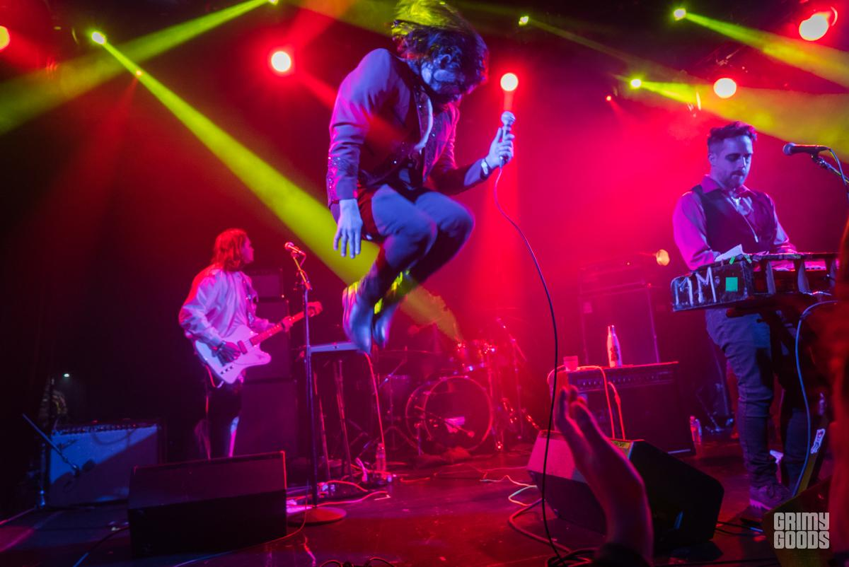 Honus Honus at Echo Park Rising — More Photos by ZB Images