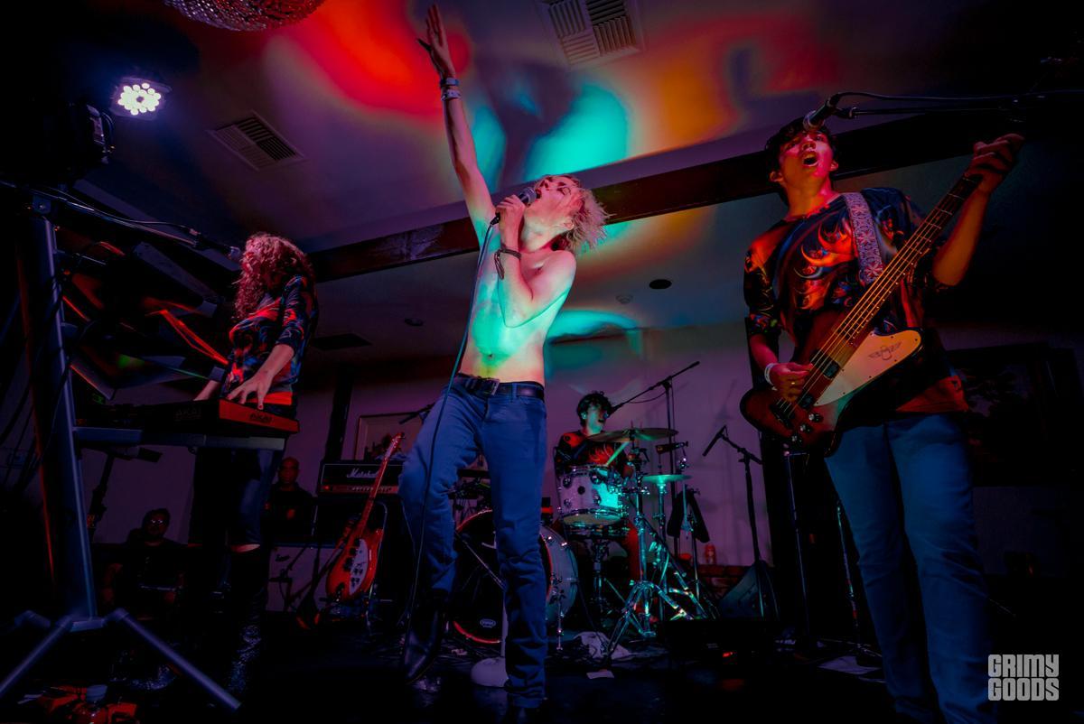 Yip Yop at Echo Park Rising — More Photos by ZB Images