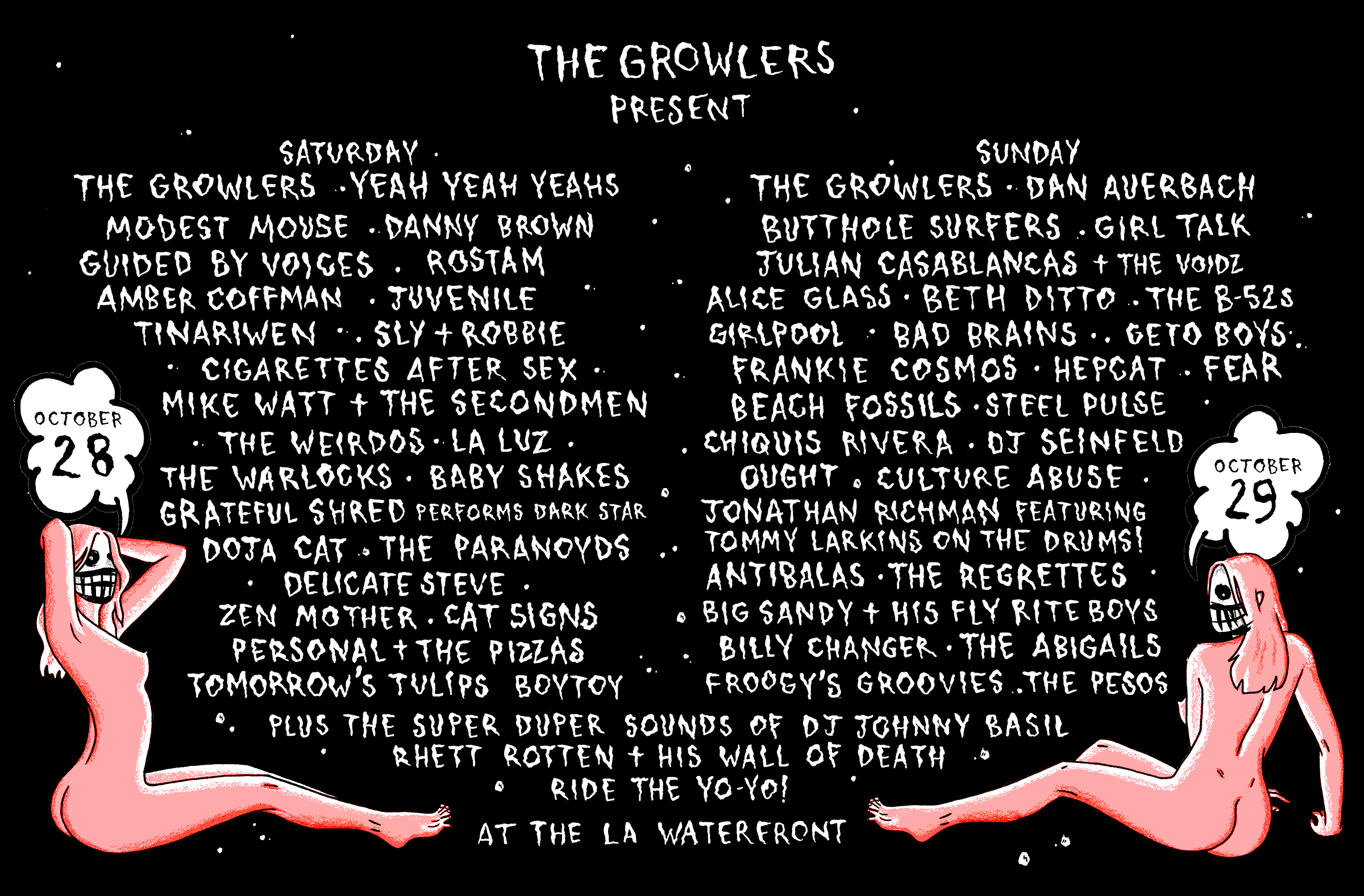 The Growlers Six Festival