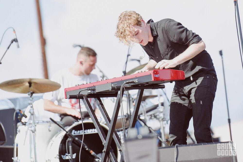 Coin at High and Low Fest shot by Danielle Gornbein