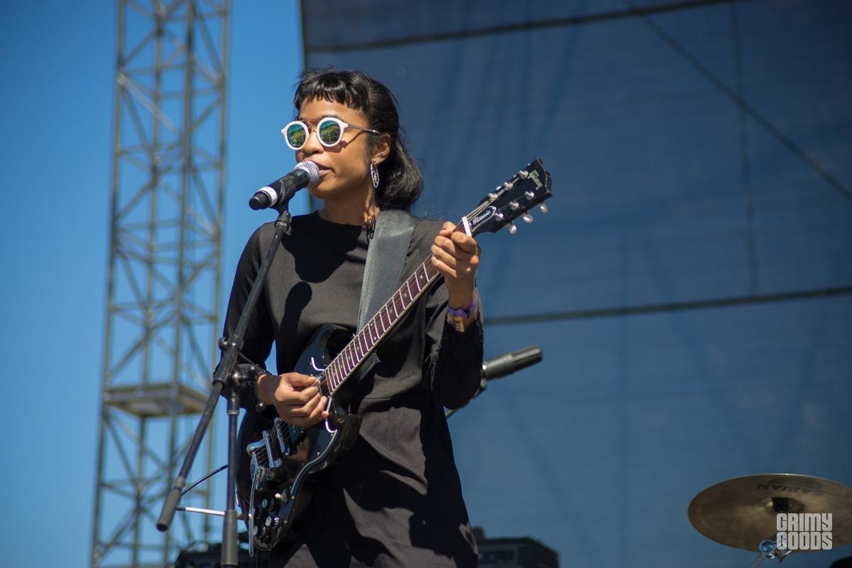 Adia Victoria at Cal Jam -- Photo: ZB Images
