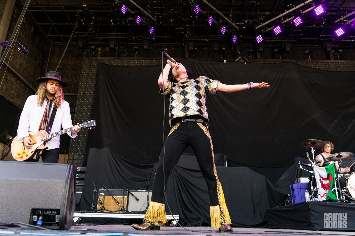 The Struts at Cal Jam -- Photo: ZB Images