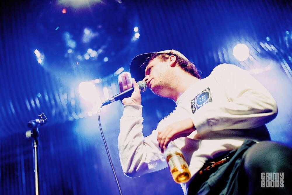 Mac Demarco at the Fox Theater Pomona shot by Danielle Gornbein
