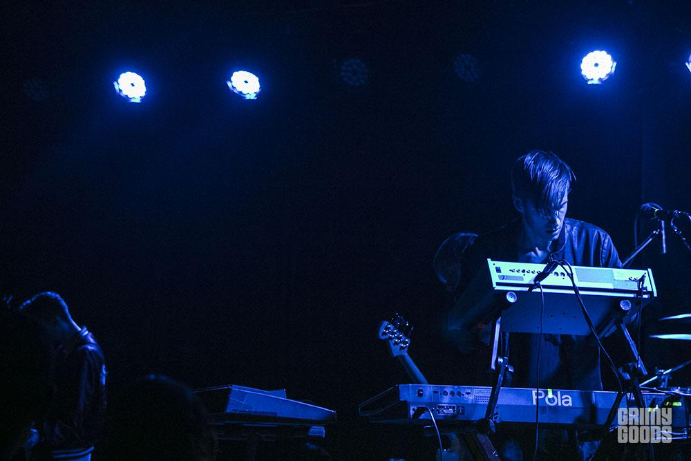 The Sounds at the Glass House -- Photo: House of Vivian