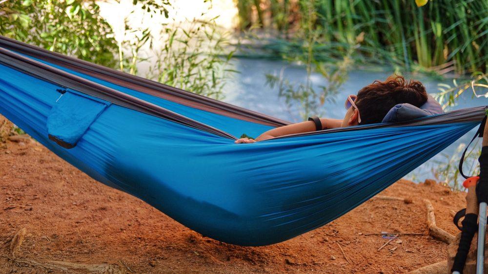 Havasupai Falls hammock