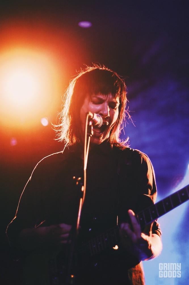 Jen Cloher at The Echo by Steven Ward