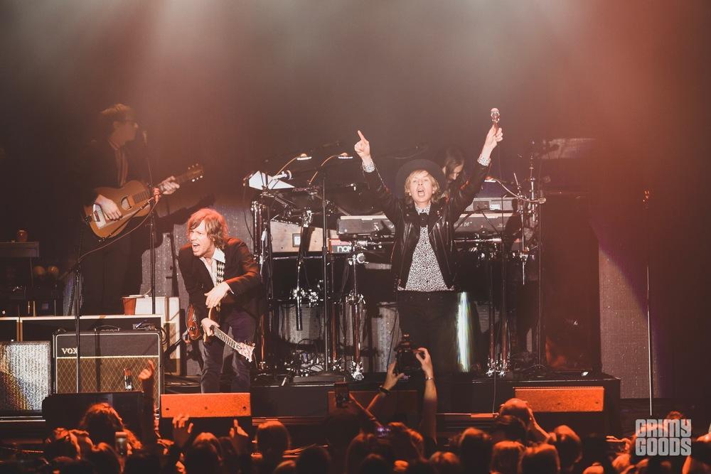 Beck iheartradio alter ego