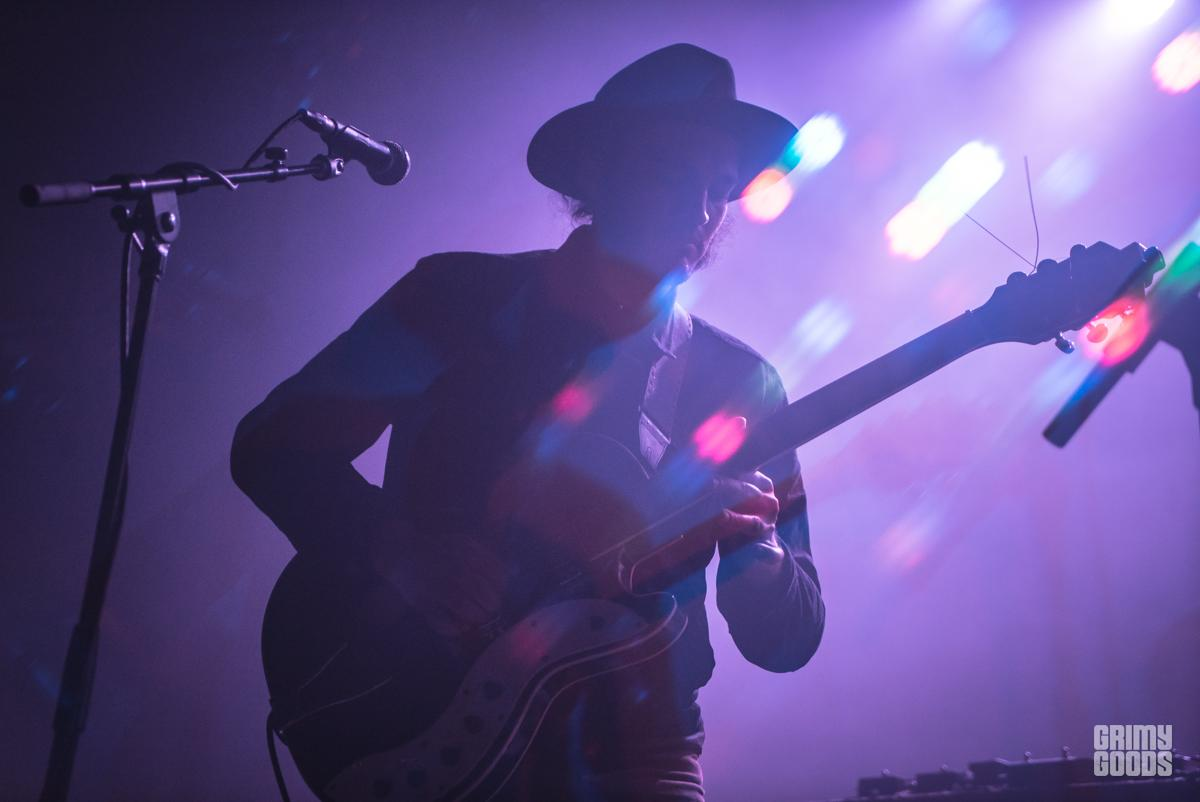 Night Beats at Fonda Theatre -- Photo: ZB Images