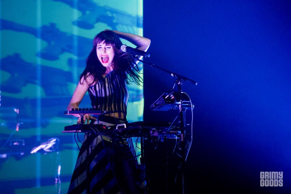 Kimbra at the Theatre At Ace