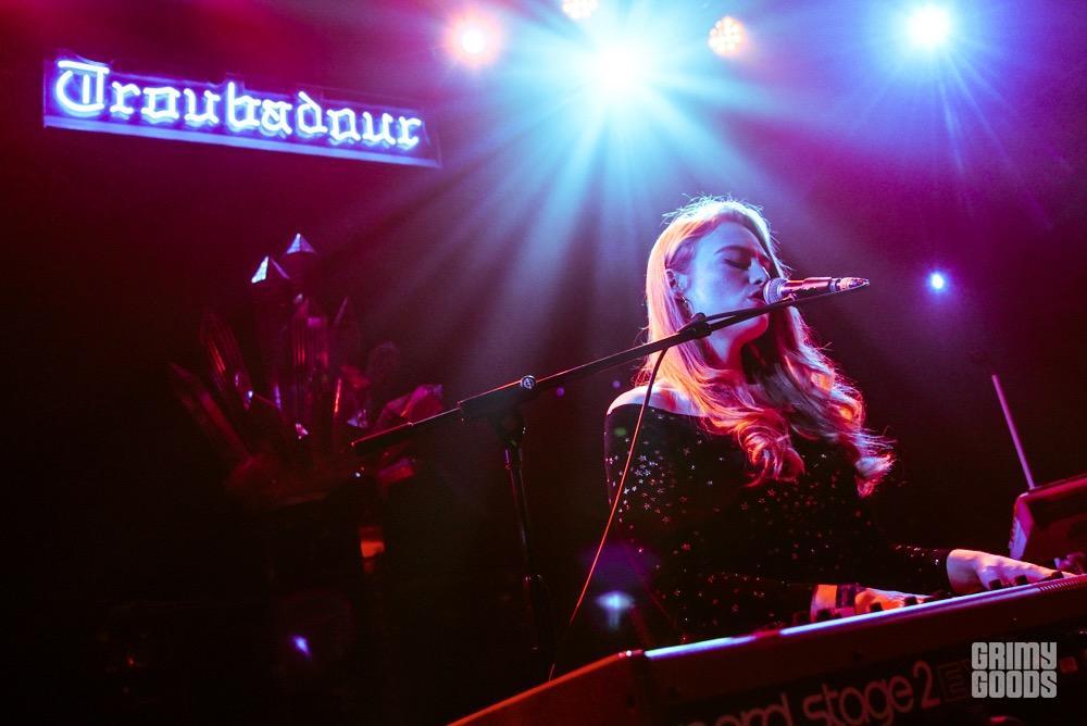 Freya Ridings at the Troubadour