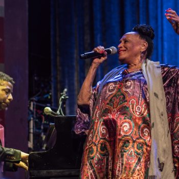 Omara Portuondo. Photo by Farah Sosa