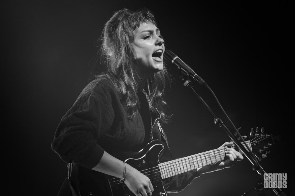 Angel Olson, The El Rey Theater, photo By Wes Marsala