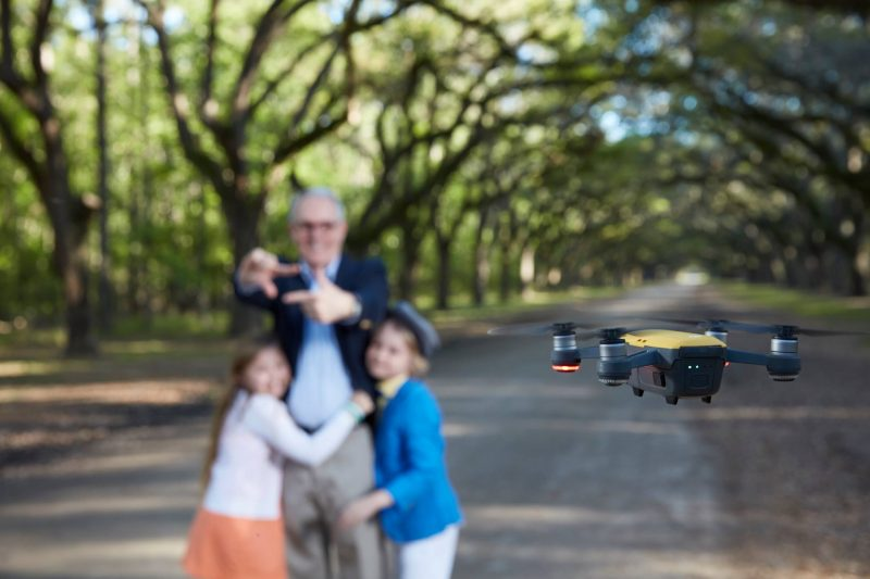 Father's Day gifts DJI Spark