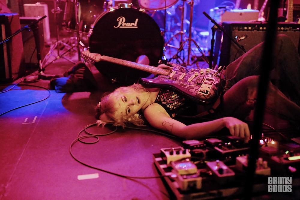 Samira Winter at The Echo by Steven Ward