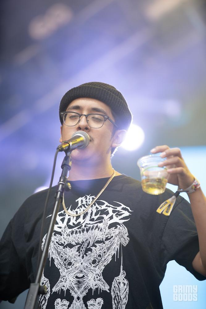 Cuco at Outside Lands day one by Steven Ward