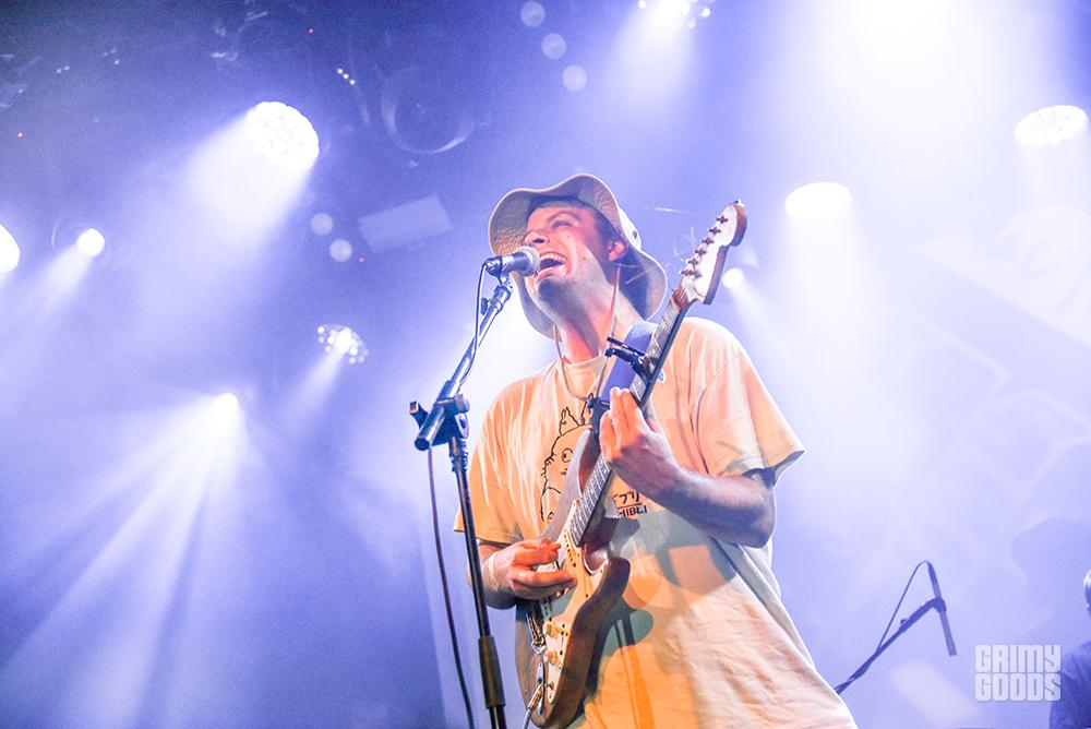 Mac Demarco at the Teragram Ballroom shot by Danielle Gornbein