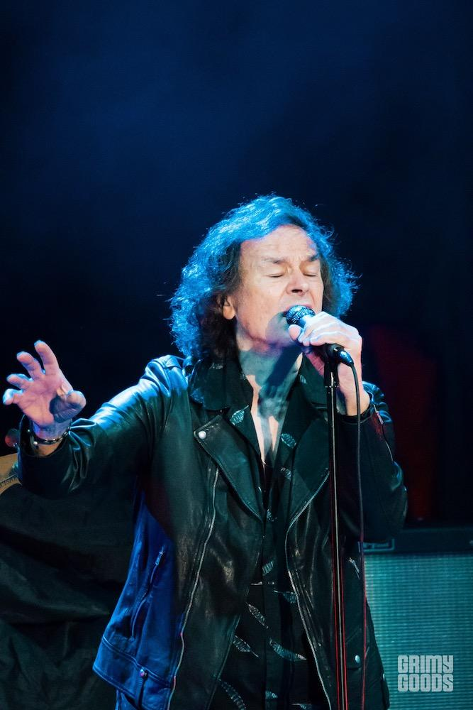 The Zombies at the Greek Theatre LA