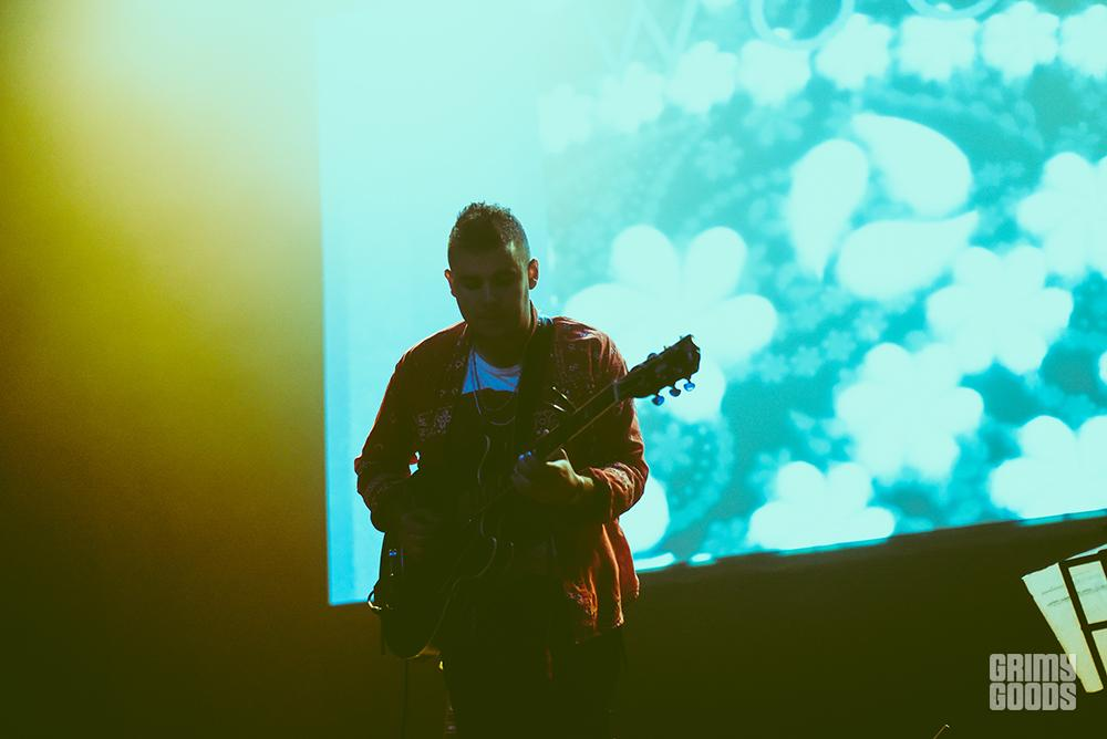 Rostam at the Fonda Theatre