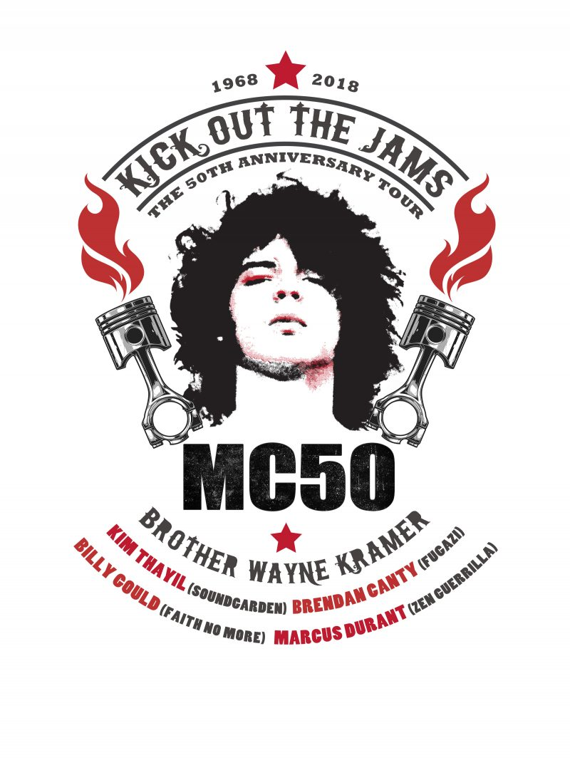 mc5 mc50 tour wayne kramer