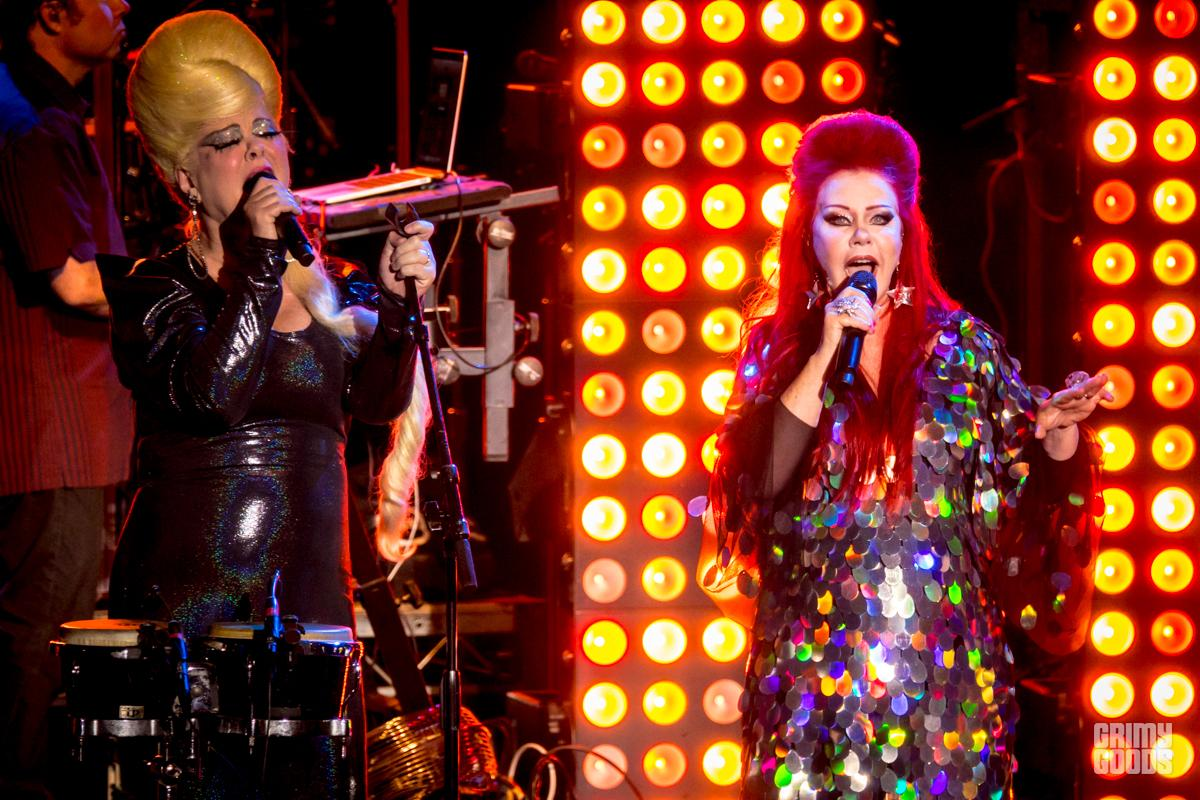 B52s at Greek Theatre LA