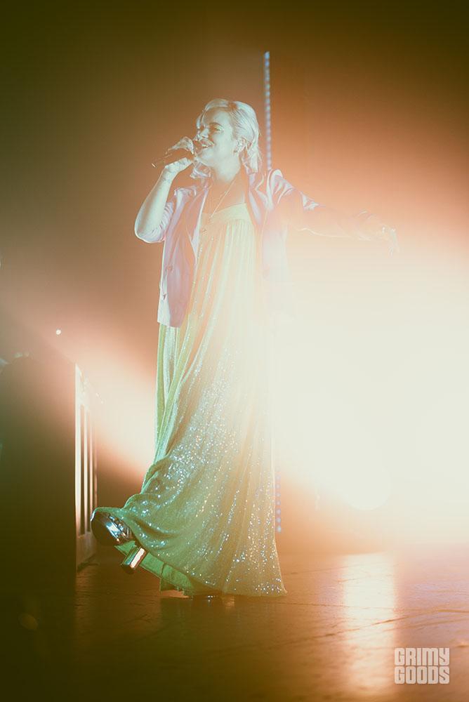 Lily Allen at the Fonda Theatre
