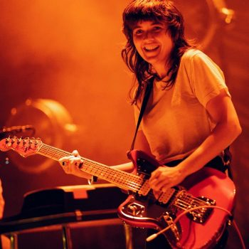 Courtney Barnett at Greek Theatre LA