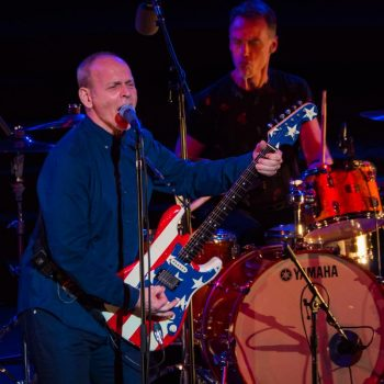 Wayne Kramer, MC50 at Ford Theater