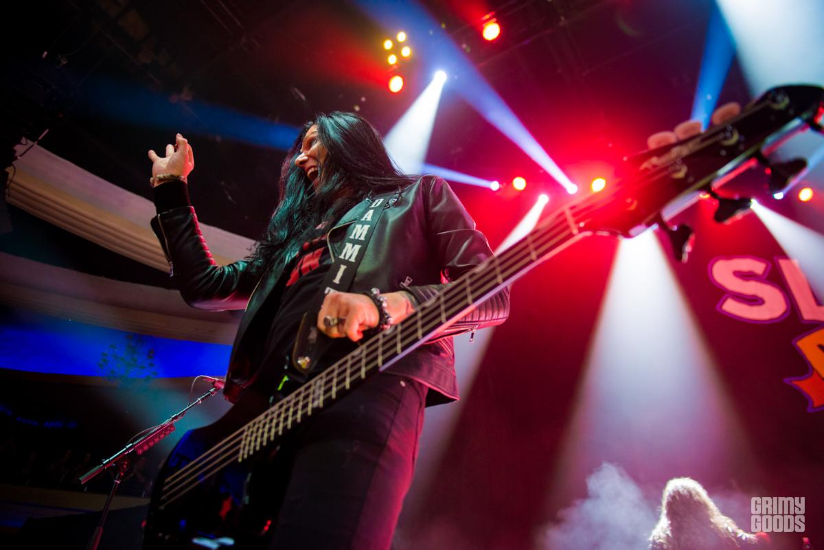 Slash with Myles Kennedy and the Conspirators at Hollywood Palladium