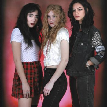 L.A. Witch band