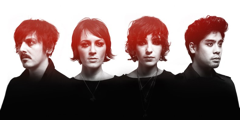 Ladytron press photo