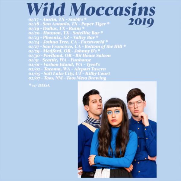 Wild Moccasins