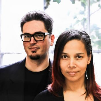Rhiannon Giddens with Francesco Turrisi
