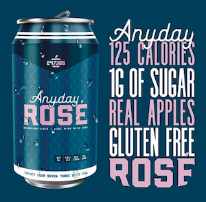 anyday rose ad