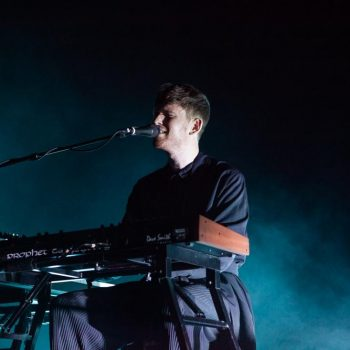 James Blake at Hollywood Palladium